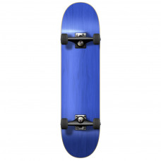 "Skateboard 7.75"" Maple Upgraded Blue"