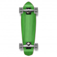 Micro Cruiser Maple Upgraded Stained Green