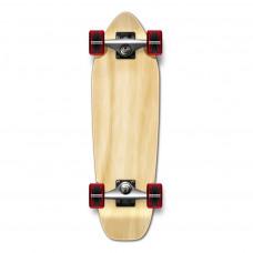 Mini Cruiser Skateboard Maple Upgraded Blank Wood