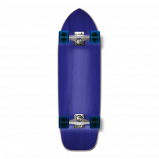 Old School Cruiser Complete - Stained Blue