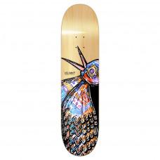 """Skateboard Deck 8"""" Bird Natural"""
