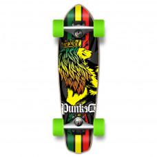 Micro Cruiser Skateboard Maple Upgraded Rasta