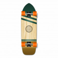 Old School Cruiser Maple Upgraded Gold Green