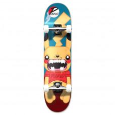 "Skateboard 7.75"" Maple Upgraded Pika"