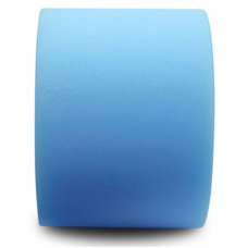 62mm Longboard Skateboard x 4 Cruiser Wheels 78A Baby Blue