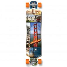 Longboard Maple Upgraded Lowrider San Francisco