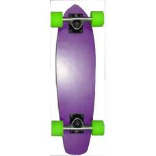 Micro Cruiser Maple Upgraded Painted Purple