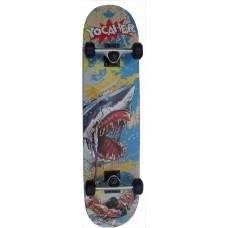 """Skateboard 7.75"""" Maple Upgraded Fishing"""