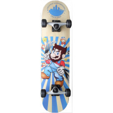 "Skateboard 7.75"" Maple Upgraded Snikt"